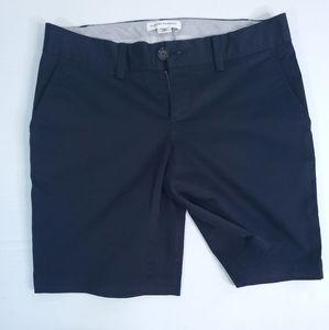 Banana Republic Petite Bermuda Pant Shorts